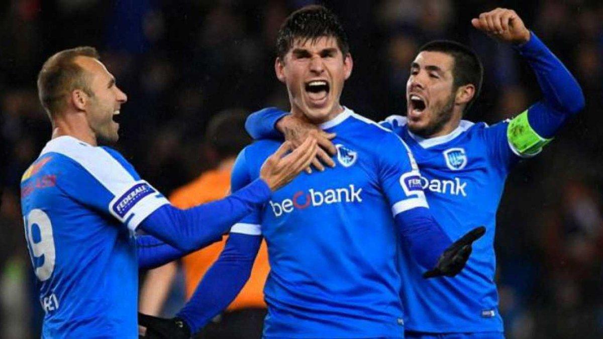 Маліновський посів 4 місце у голосуванні на звання найкращого гравця початку сезону у Бельгії