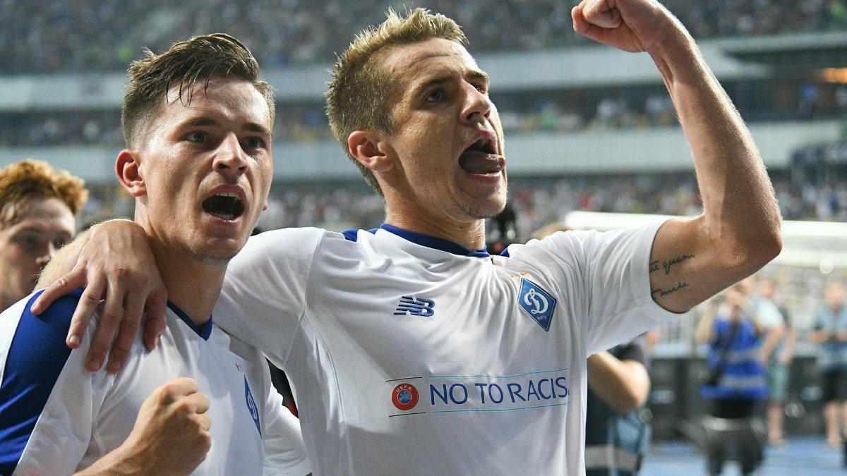 Динамо повторило рекорд Шахтаря, вдев'яте стартувавши в УПЛ з 4 перемог