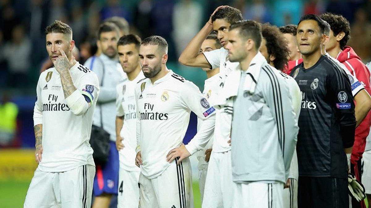 Реал не хочет участвовать в матчах Ла Лиги в США, – СМИ