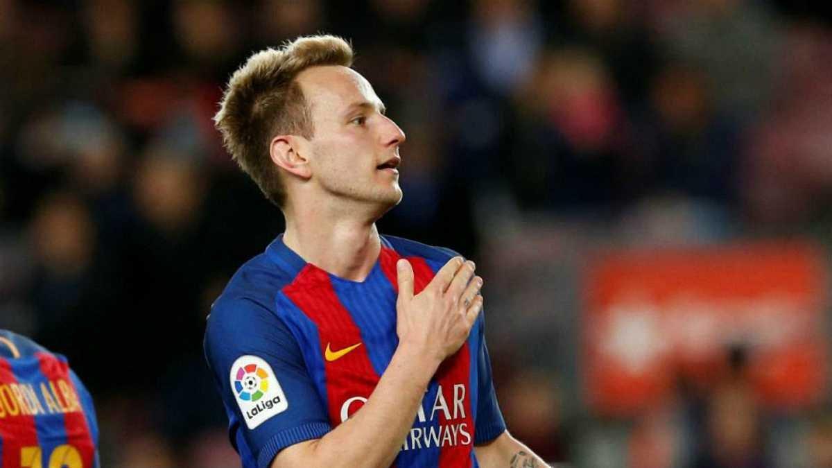Ракитич останется в Барселоне