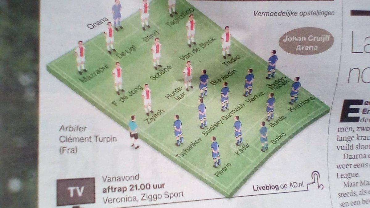 """Амстердам пока не живет футболом: СМИ писали о Динамо мало, называют """"плотной командой"""" и опасаются ее контратак"""