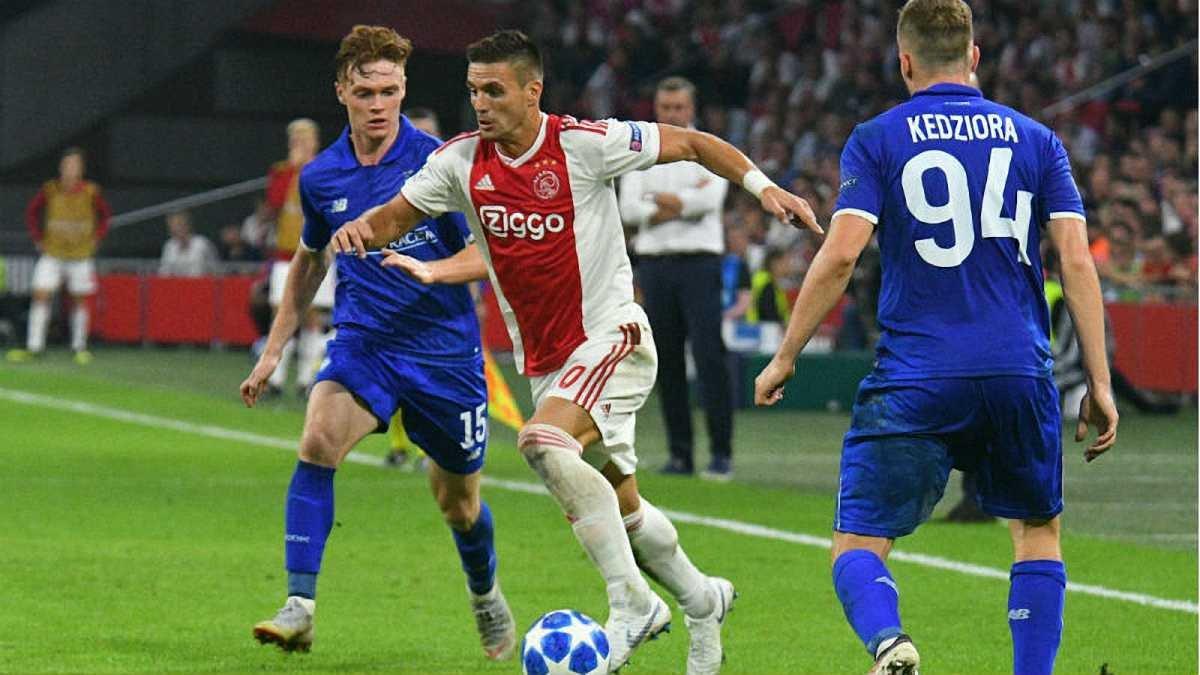 Аякс – Динамо: поражение киевлян вызвало панику в Барселоне – реакция голландских СМИ на матч квалификации ЛЧ