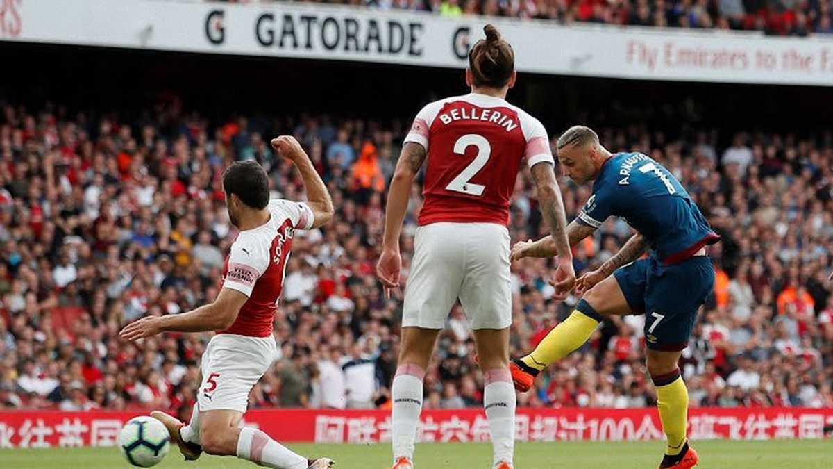 Арсенал – Вест Хем – 3:1 – відео голів та огляд матчу