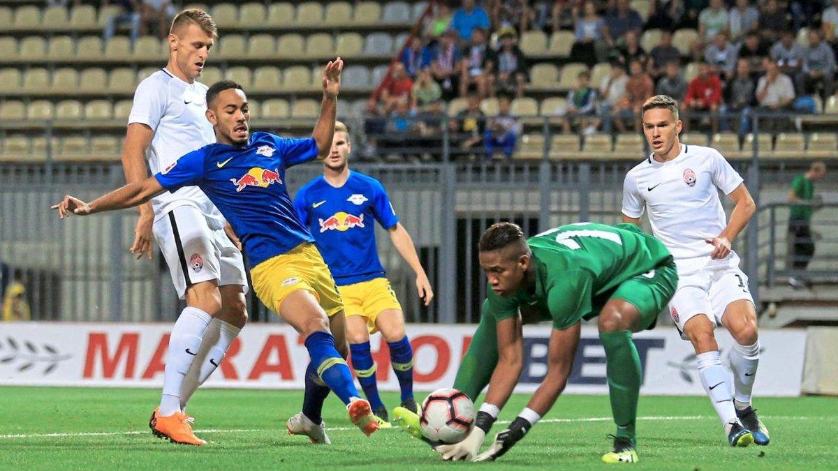 Головні новини футболу 23 серпня: Зоря розписала нічию з РБ Лейпциг в Лізі Європи, Бетіс намагається підписати Зінченка