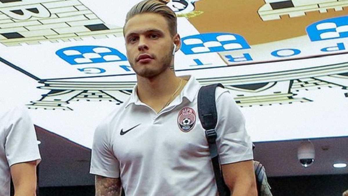 Червона картка Лєднєва – друге найшвидше вилучення для українських клубів у єврокубках