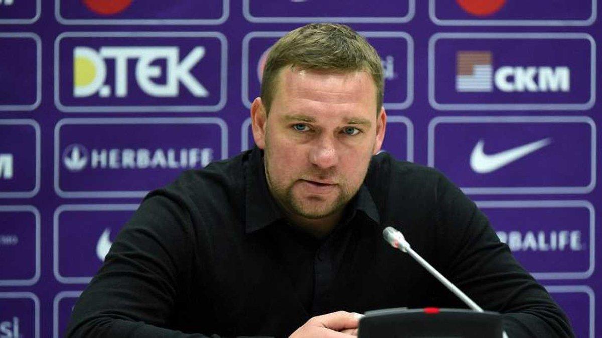 Бабич: Мы видели результаты работы Бакалова в матче с Шахтером