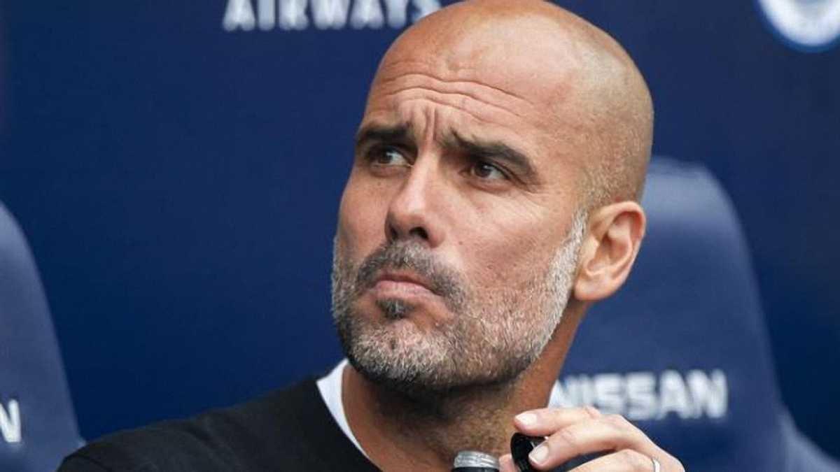 Гвардіола: Гравці Манчестер Сіті ще не в формі