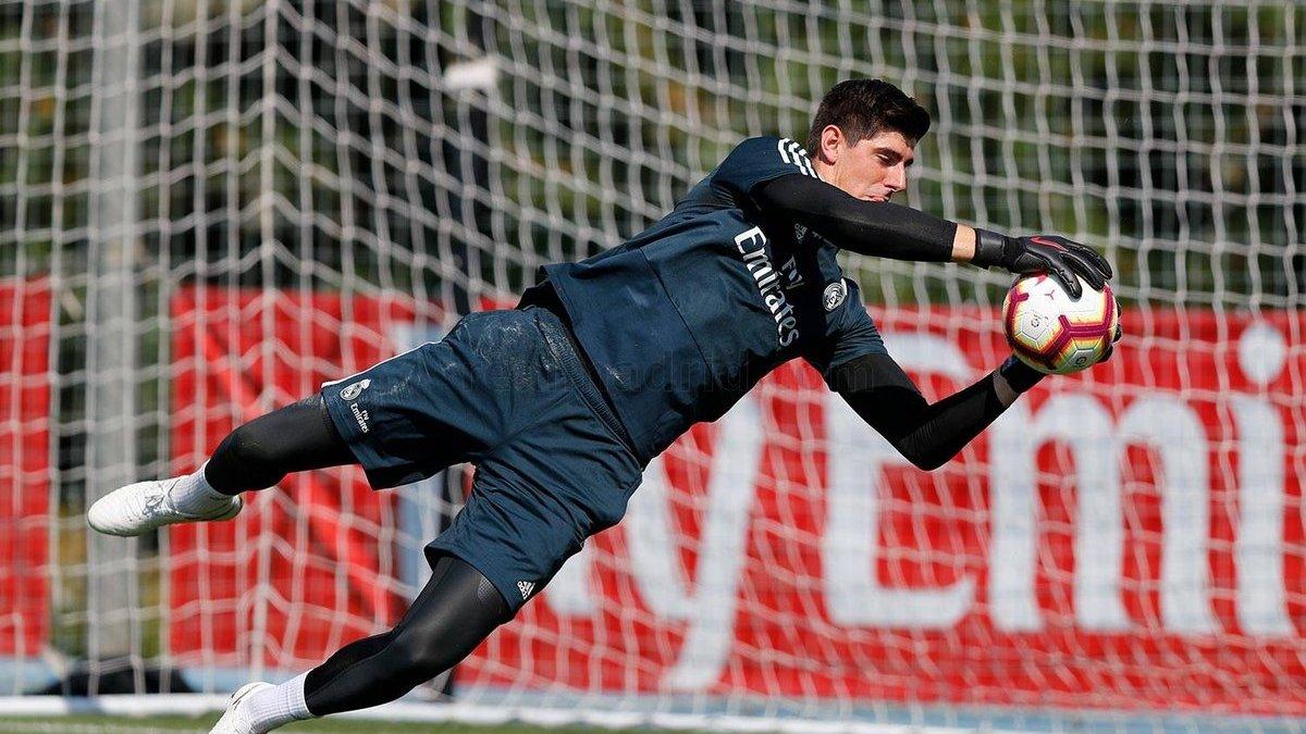 Куртуа дебютує за Реал проти Жирони, – Marca