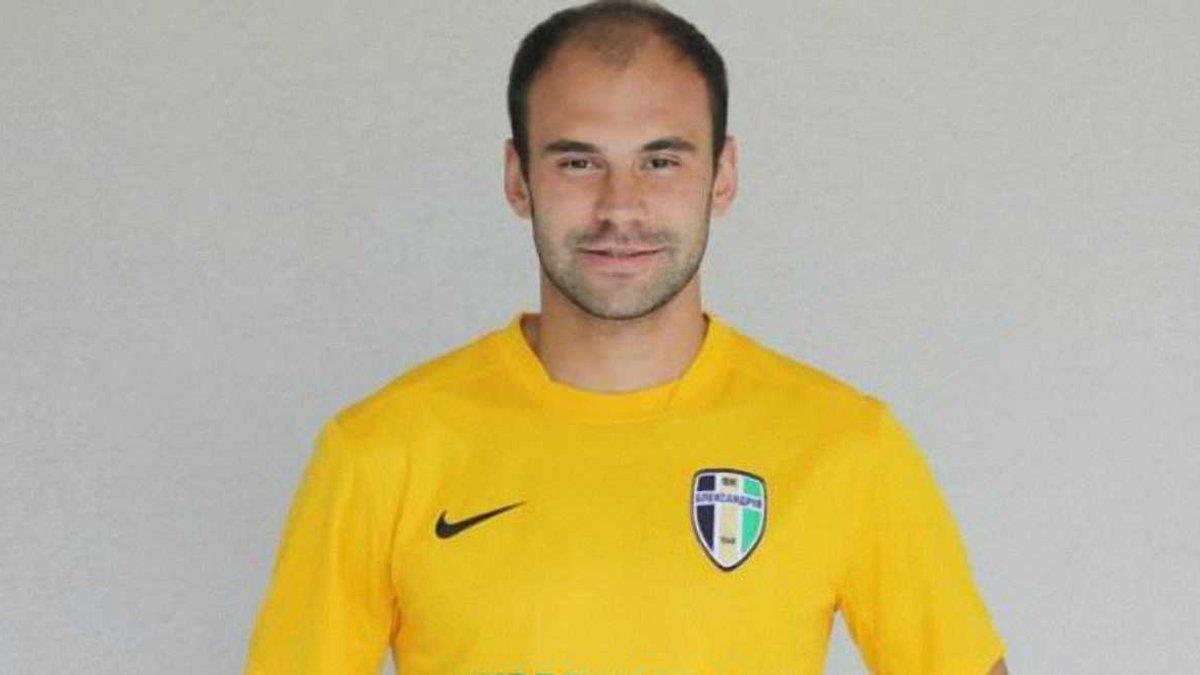 Защитник Александрии Микицей отбыл 1,5-годичную дисквалификацию и вышел в старте на матч против Ворсклы