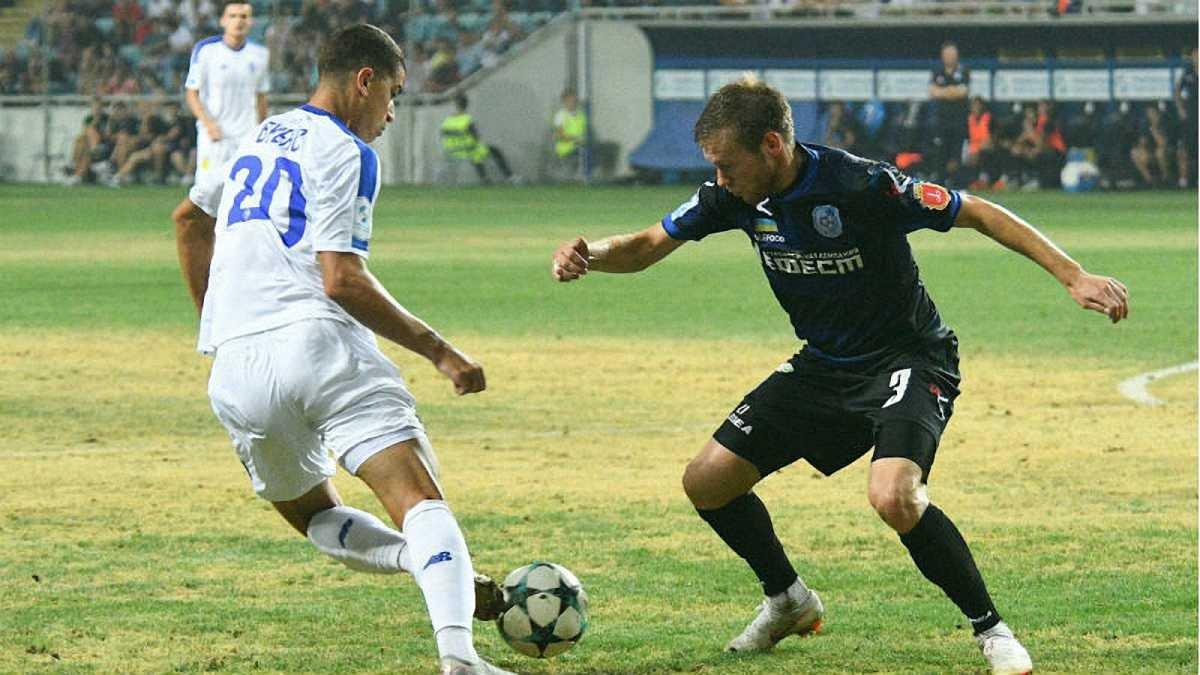 Головні новини футболу 25 серпня: Динамо зіграло внічию з Чорноморцем, чергова невдача Вест Хема Ярмоленка
