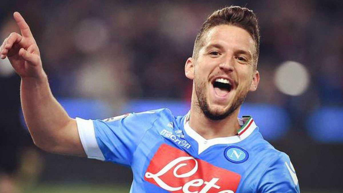 Мертенс: Мы заслужили эту победу над Миланом