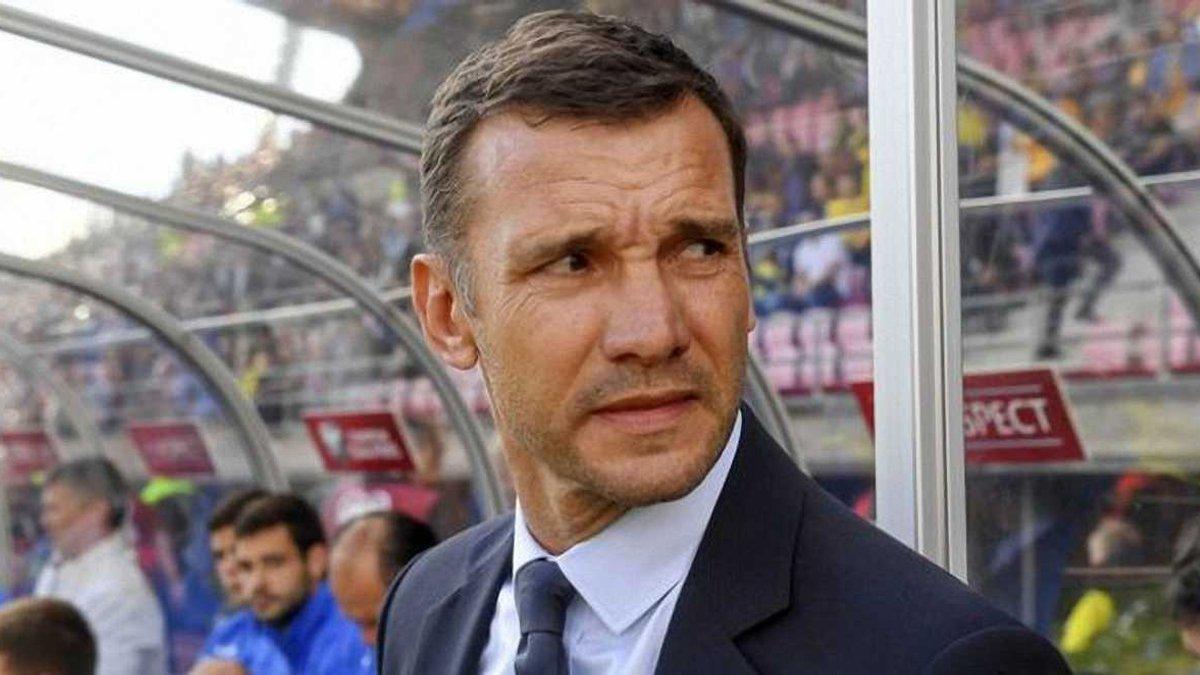 Шевченко: Я никому не гарантирую места в составе сборной Украины, национальная команда – не клуб