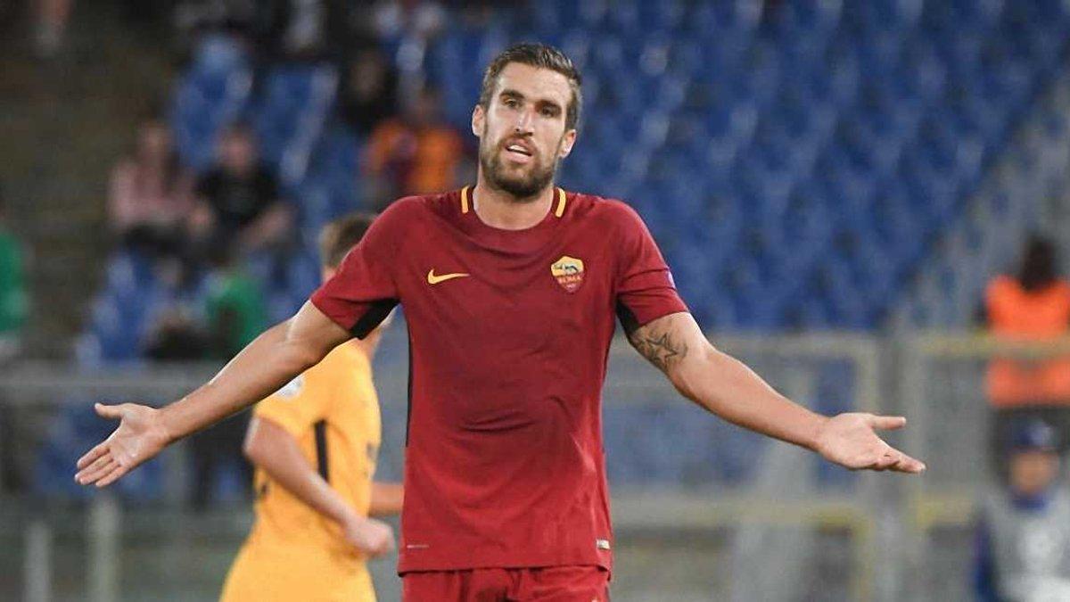 Рома продає Стротмана в Марсель проти волі футболіста