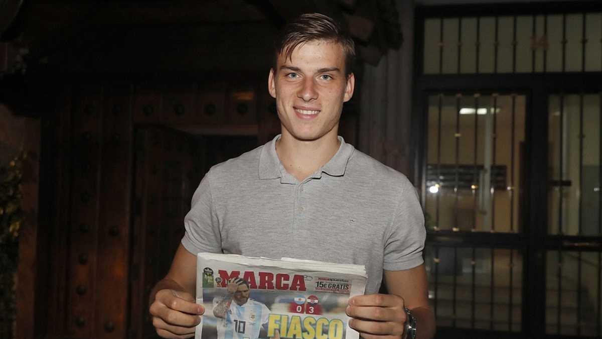 Лунін може стати гравцем Леганеса вже сьогодні, – іспанський журналіст