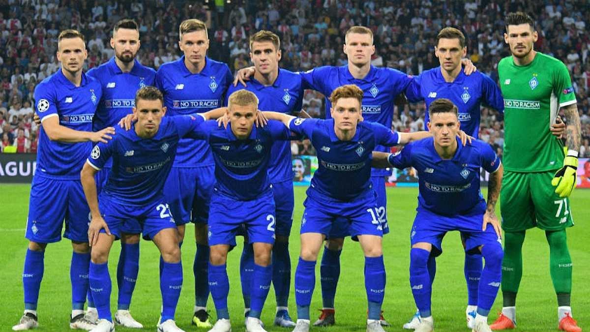 Динамо – Аякс: киевляне ни разу не проходили дальше в еврокубках после поражения в первом матче с разницей в два мяча