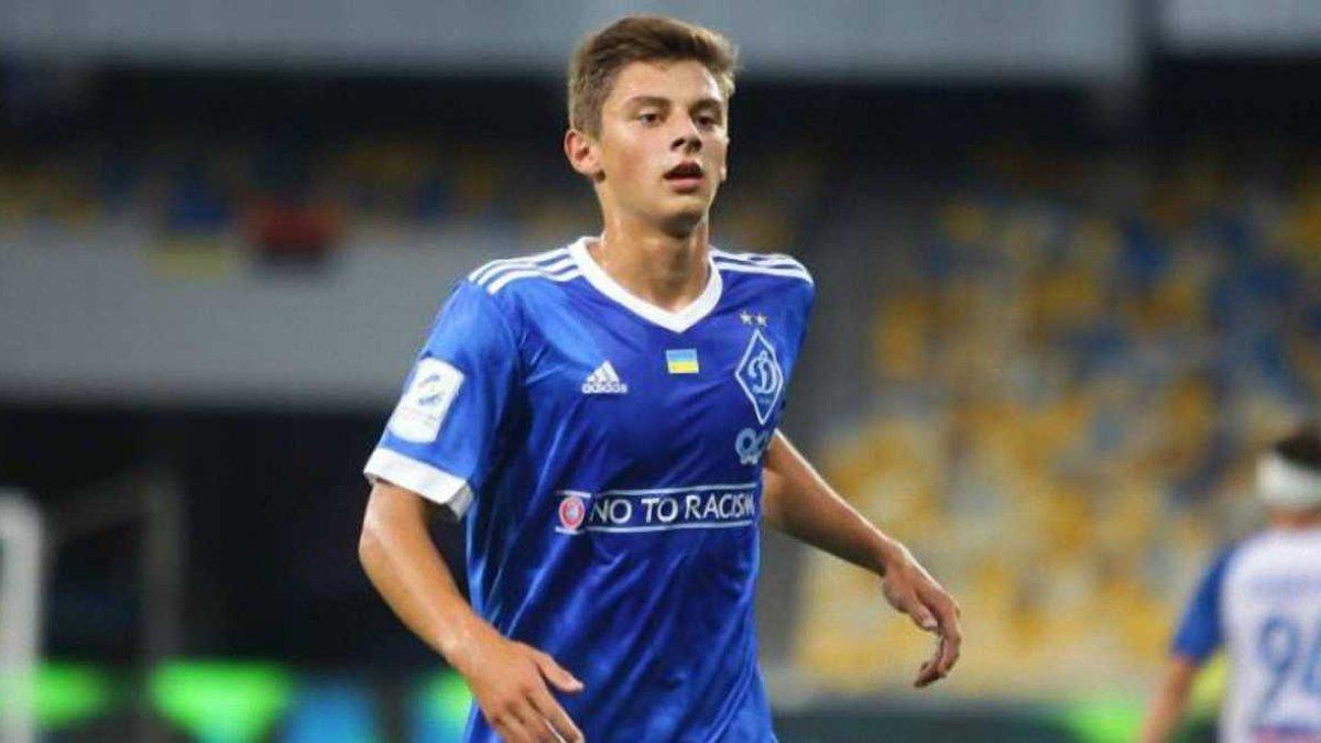 Миколенко: Надеюсь, Аякс забил все свои голы и на игру в Киеве ничего не осталось