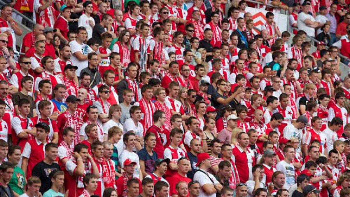 УЄФА покарав Славію через поведінку вболівальників на матчі проти Динамо