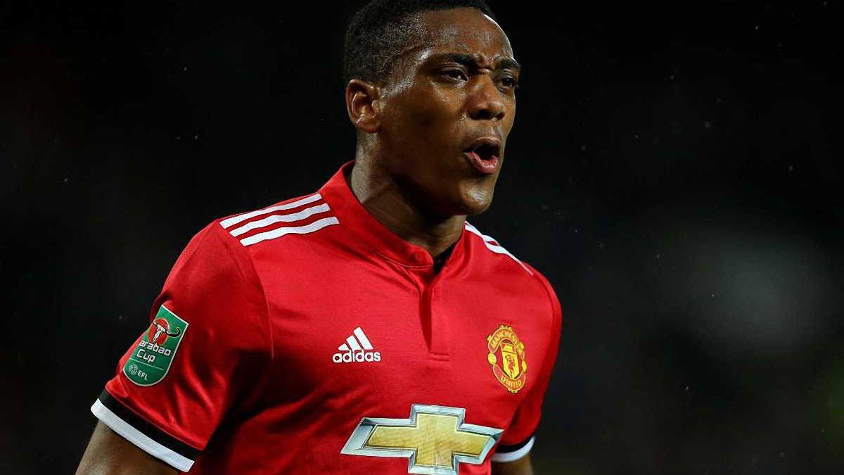 Манчестер Юнайтед отклонил предложения Милана и Атлетико по Мартиалю