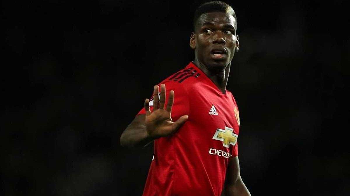 Погба: Нам шкода вболівальників Манчестер Юнайтед