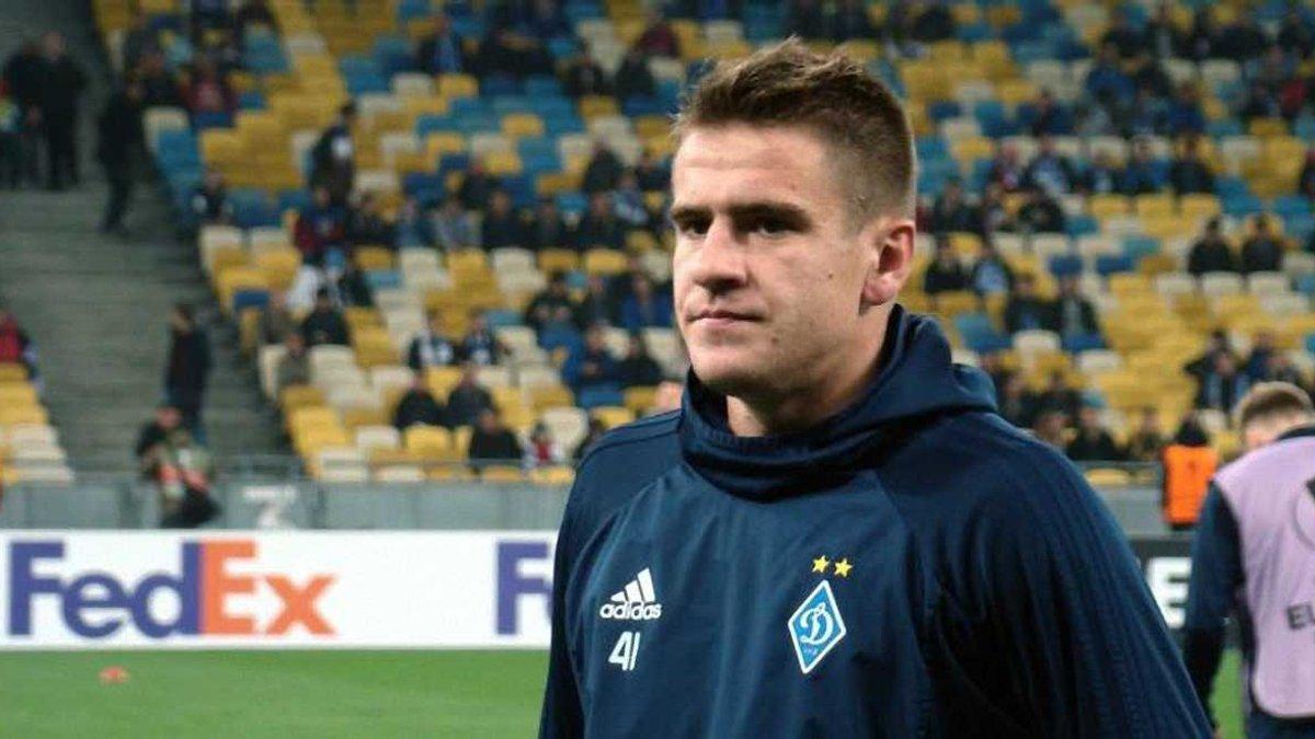 Динамо – Аякс: Бєсєдін не зможе зіграти у матчі, – журналіст