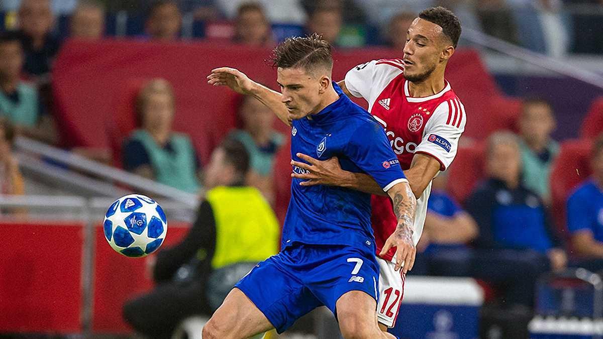Динамо – Аякс: нідерландці розраховують побити 45-річний клубний рекорд у матчі з киянами