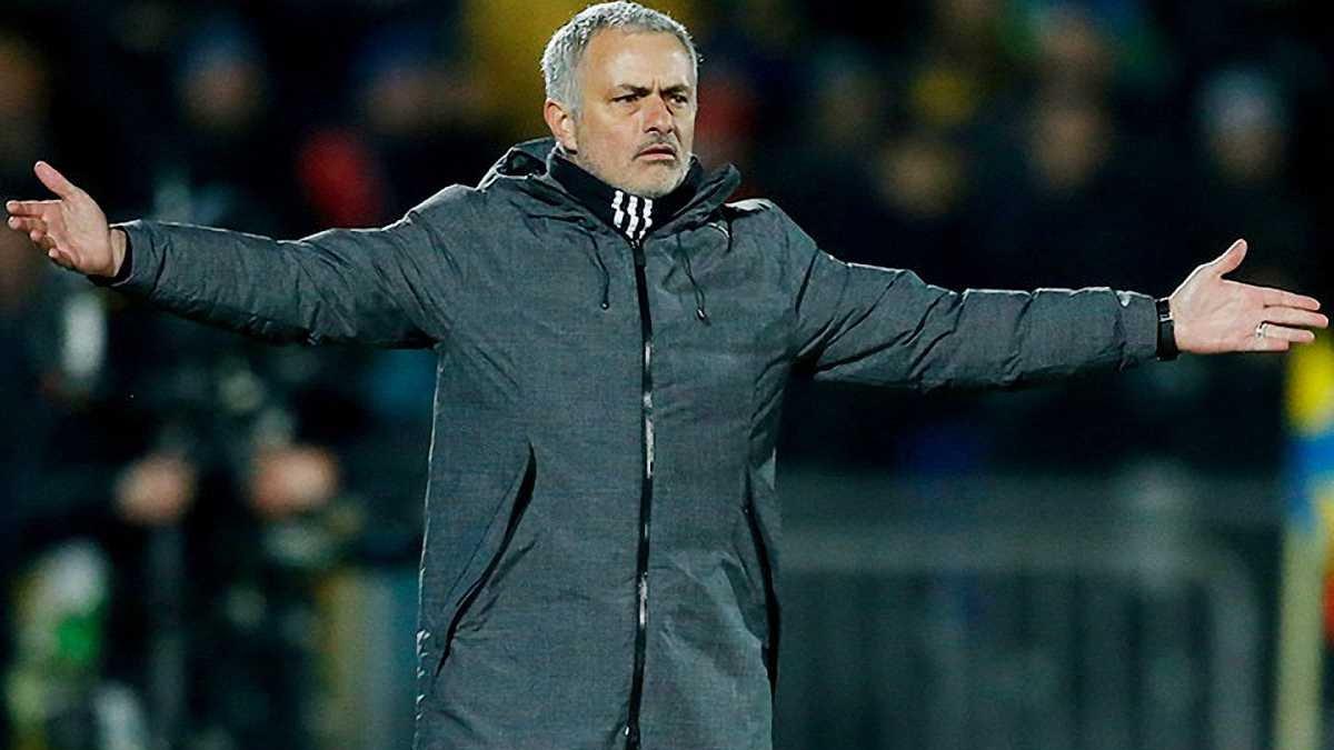 Моуринью должен остаться, – организация фанатов Манчестер Юнайтед поддержала тренера