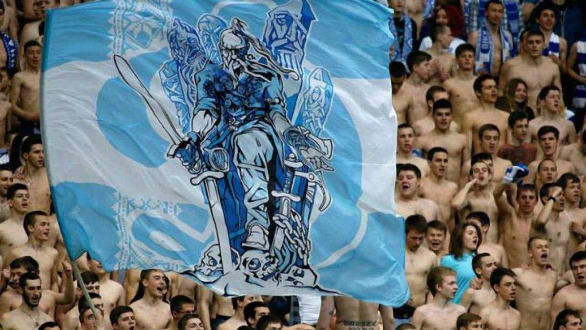 Динамо – Аякс: фанаты команд устроили драку с пиротехникой – 9 человек задержаны