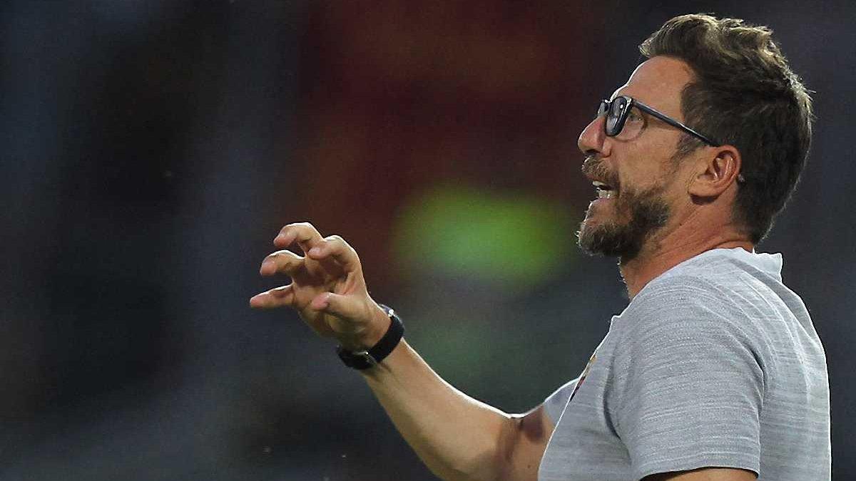 Ди Франческо сломал руку, празднуя гол в ворота Аталанты