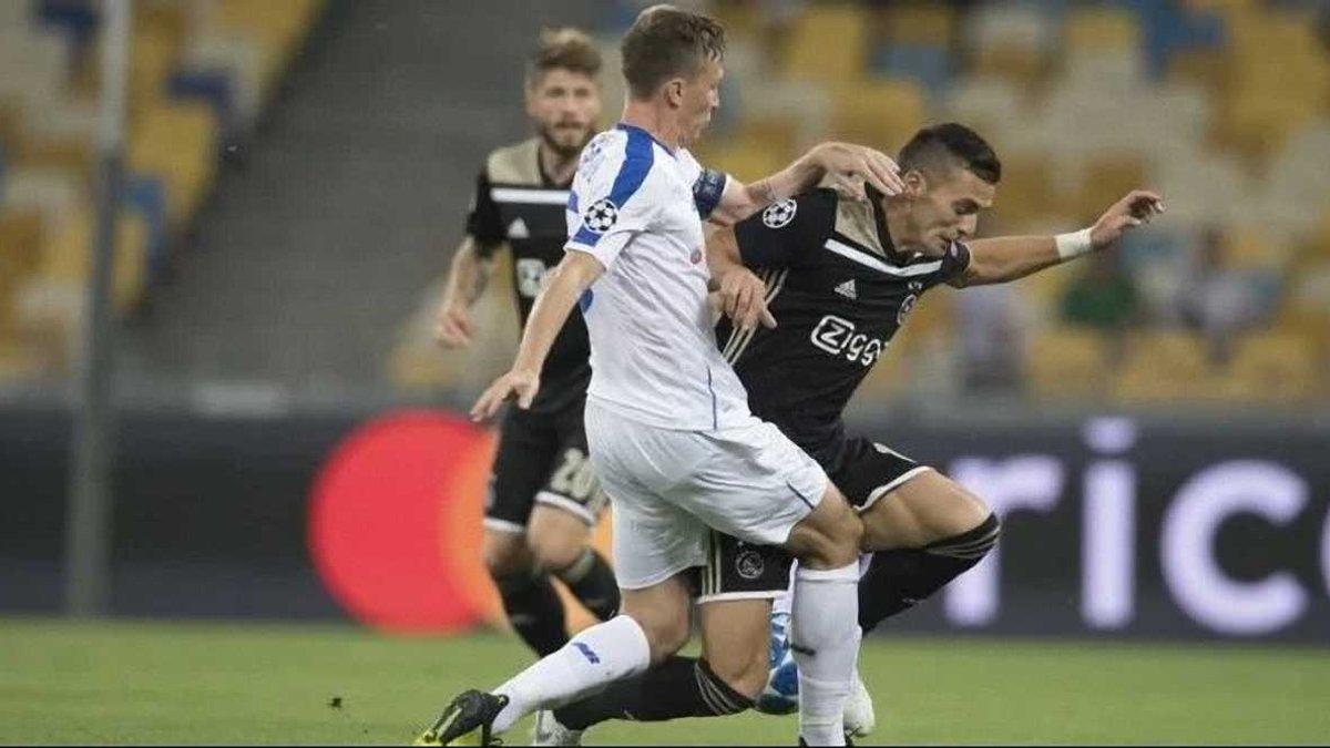 Динамо – Аякс: матч відвідали 43131 вболівальників