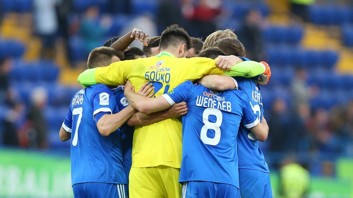 Динамо потрапить у перший кошик під час жеребкування Ліги Європи