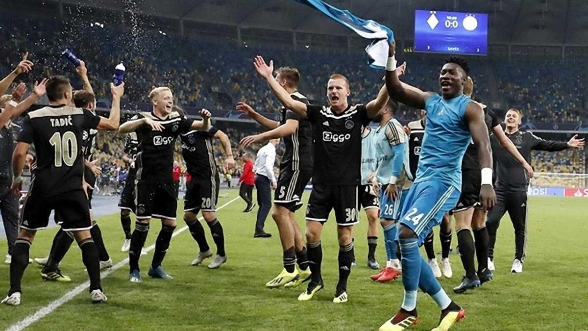 Онана: Выход в групповой этап Лиги чемпионов очень важен для Аякса