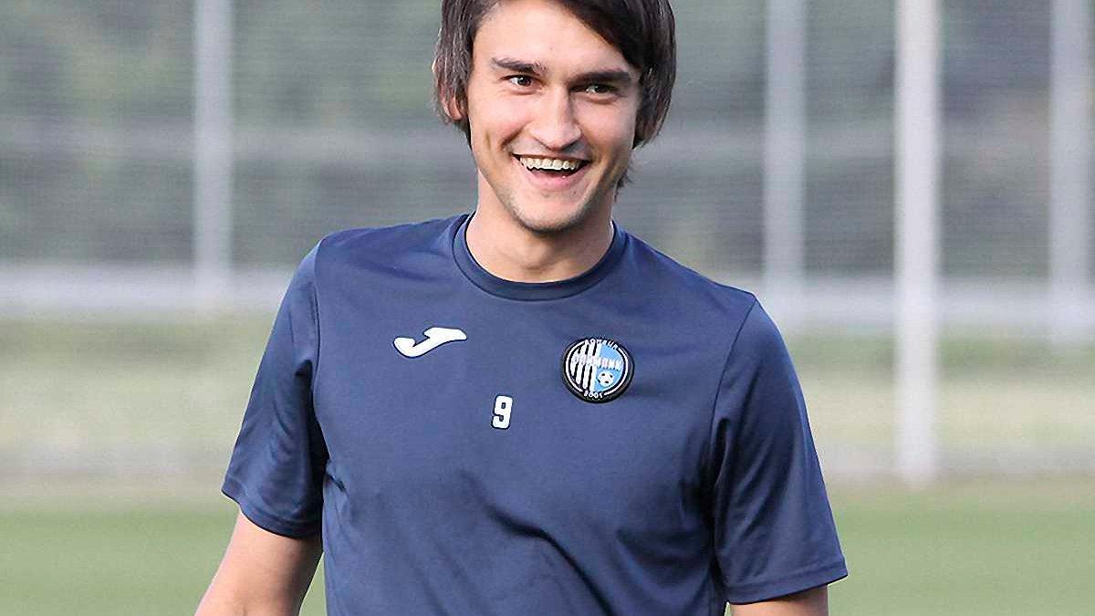 Морозенко покинув Олімпік через півтора місяці після підписання контракту