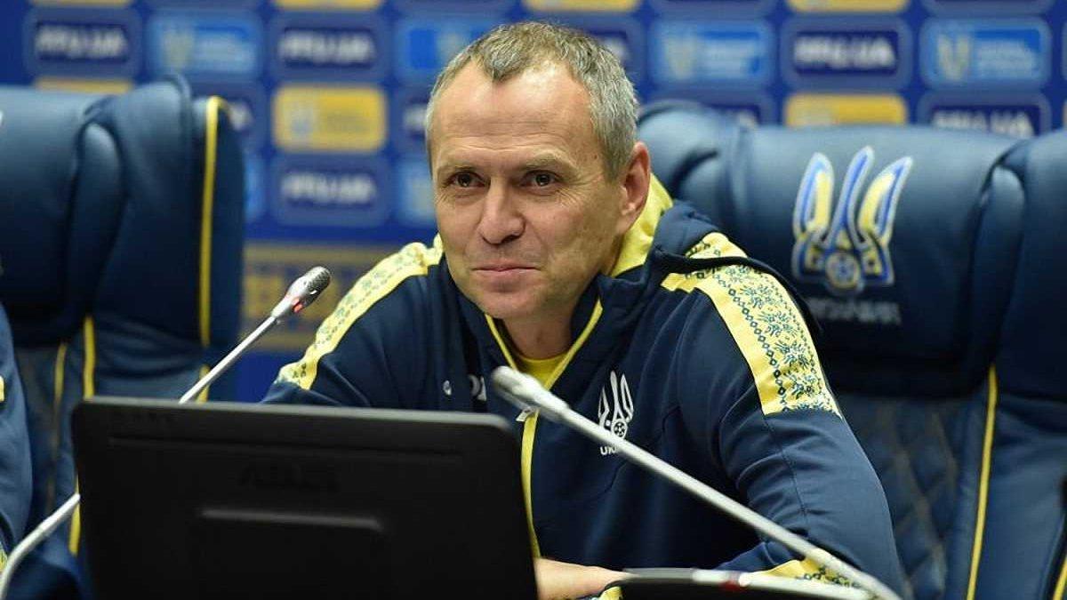 Головко викликав Коваленка, Русина та Шапаренка у збірну України U-21 на матчі відбору до Євро-2019