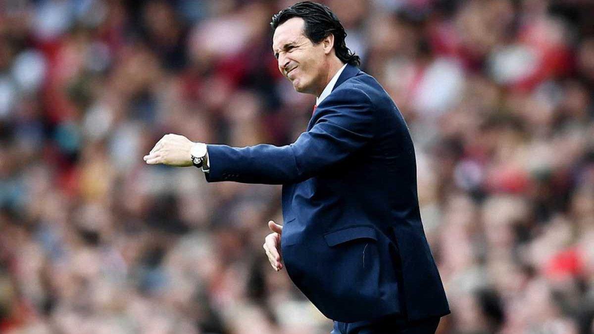 Эмери запретил игрокам Арсенала пить фруктовые соки