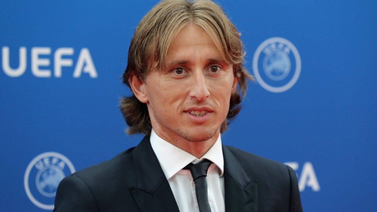 Модрич – лучший игрок сезона 2017/18 по версии УЕФА