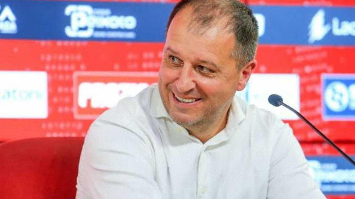Вернидуб заявил о желании уйти в отставку после поражения от РБ Лейпциг