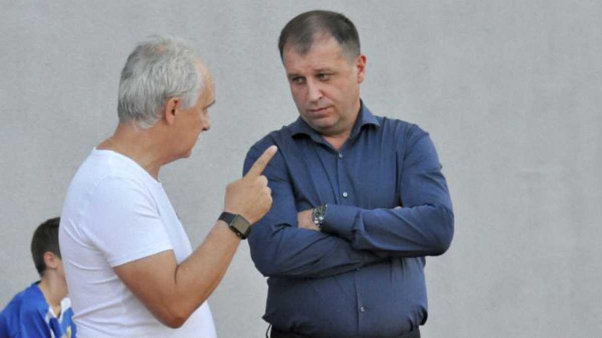 Рафаїлов попросив Вернидуба не поспішати з відставкою