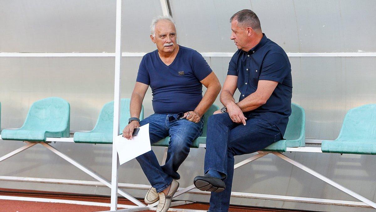 Рафаїлов щодо заяви про відставку: Я запропонував Вернидубу відіспатись і поговорити на свіжу голову