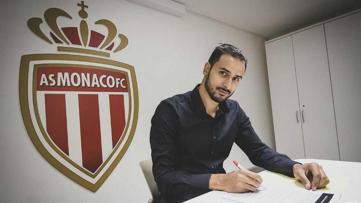 Монако объявил о переходе Шадли