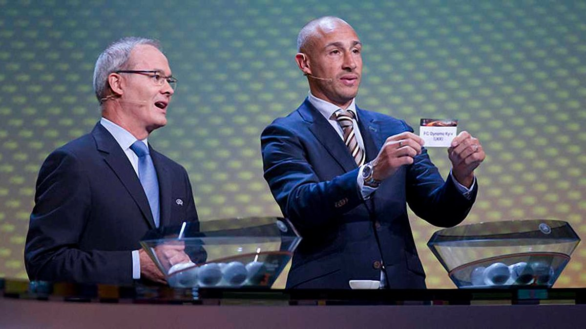Жеребьевка группового этапа Лиги Европы 2018/19 – онлайн-трансляция: как это было