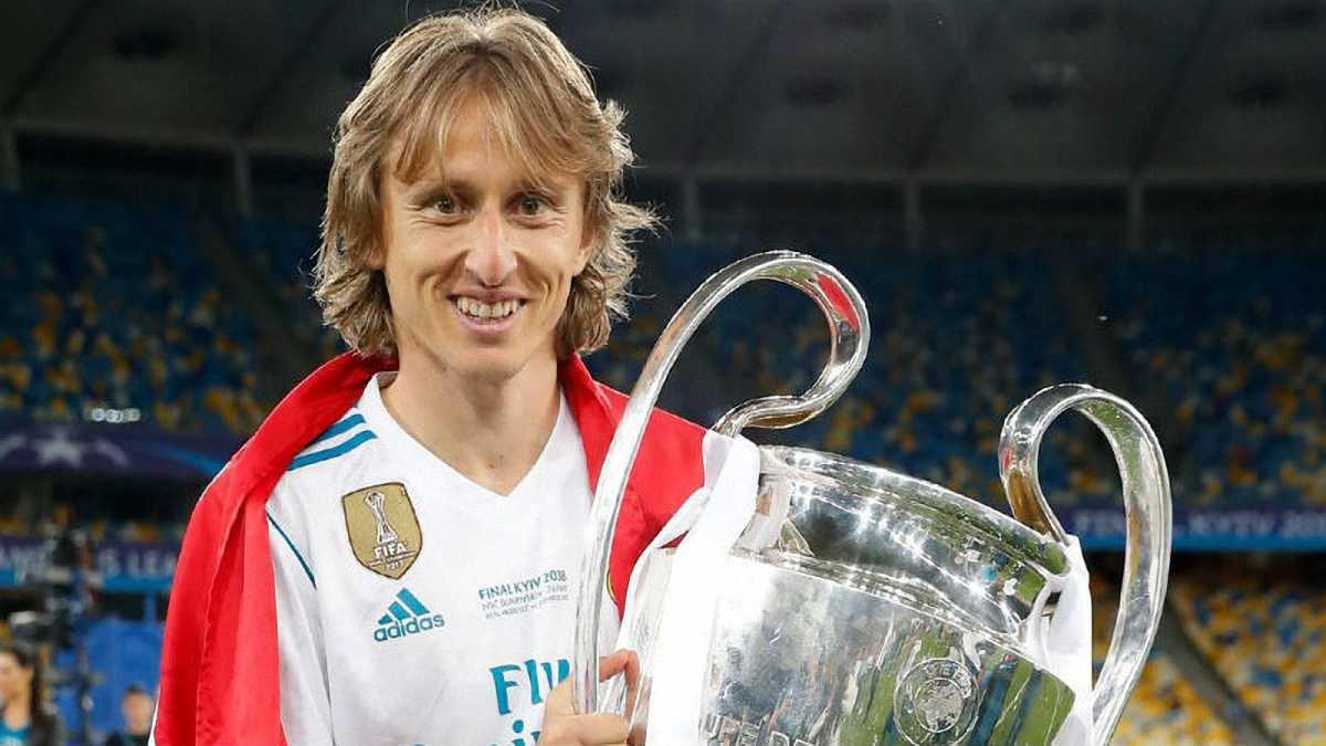Модрич вновь заявил, что счастлив в Реале