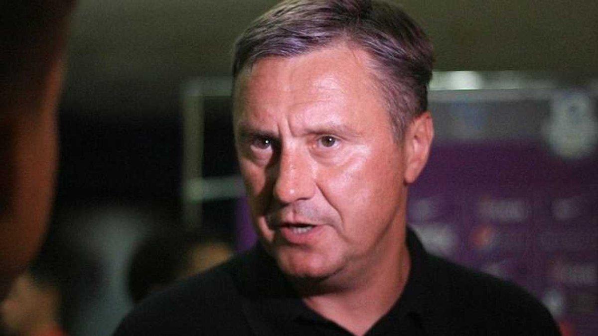 Хацкевич прокоментував результати жеребкування групового турніру Ліги Європи