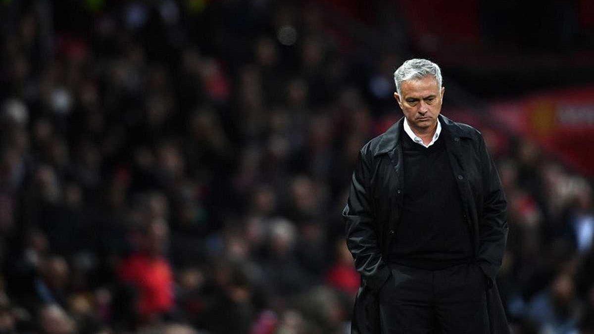 Моуринью: Манчестер Юнайтед – последний английский клуб, который выигрывал еврокубок