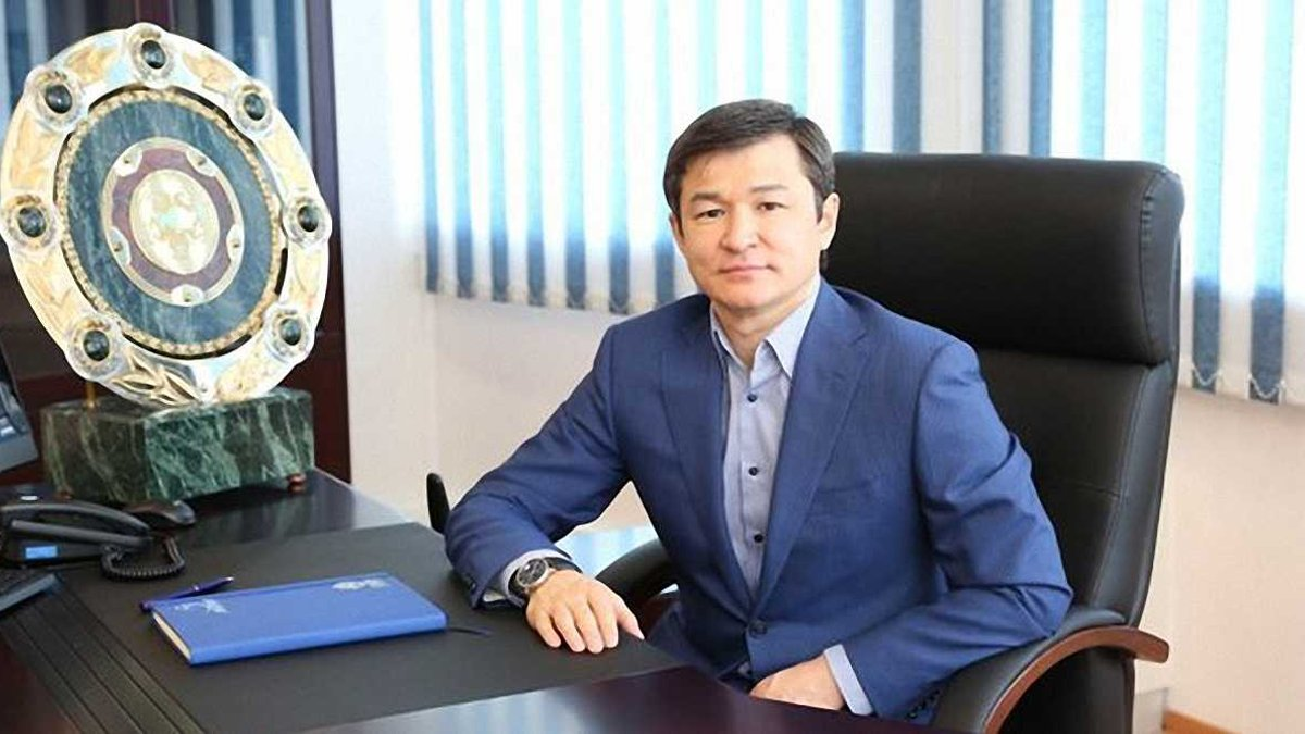 Президент Астани: Динамо– безумовний фаворит групи