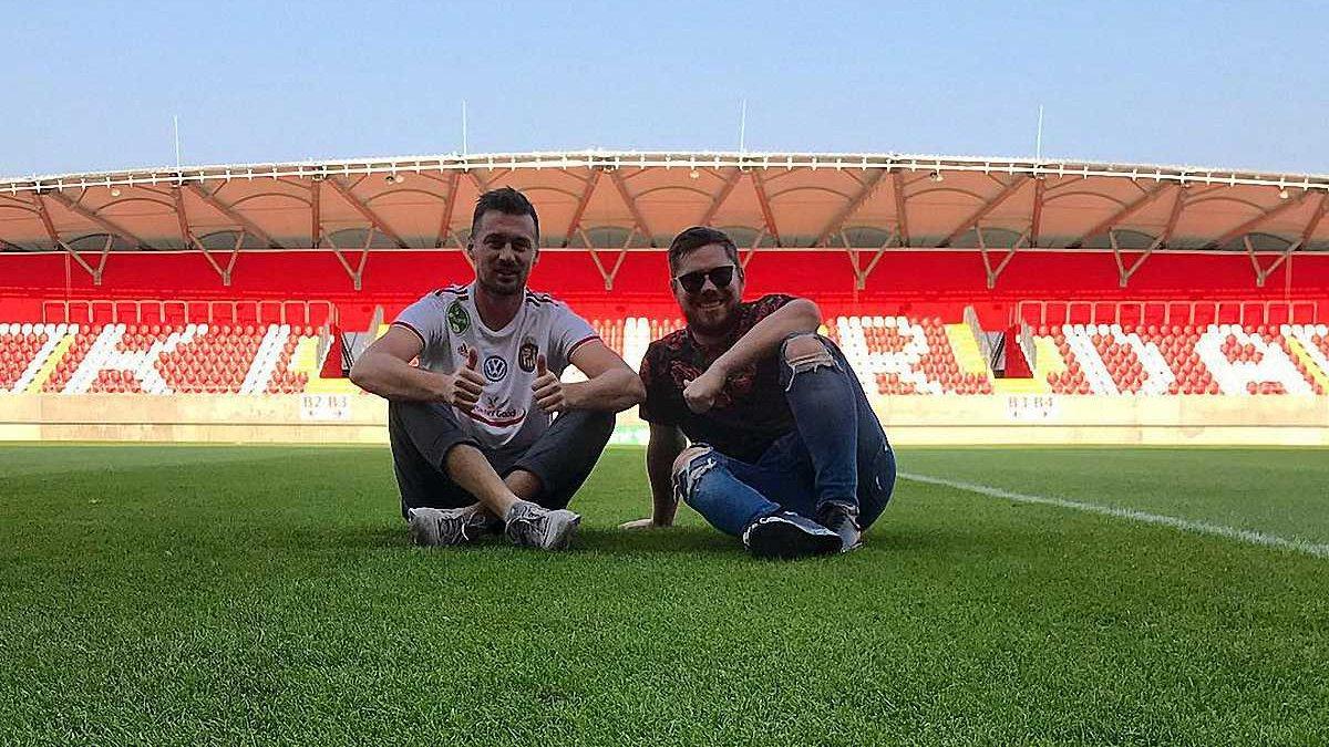 Панков: У Милевского все больше возникает желание вернуться в чемпионат Украины