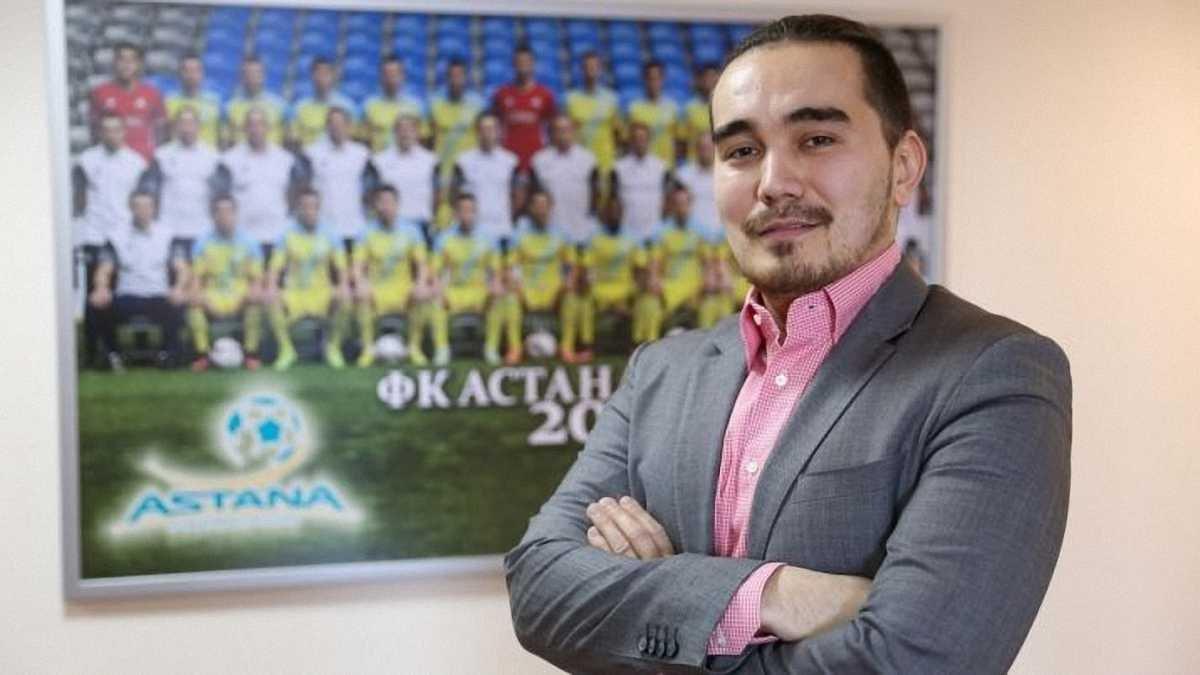 Виконавчий директор Астани: Задоволені, що отримали Динамо
