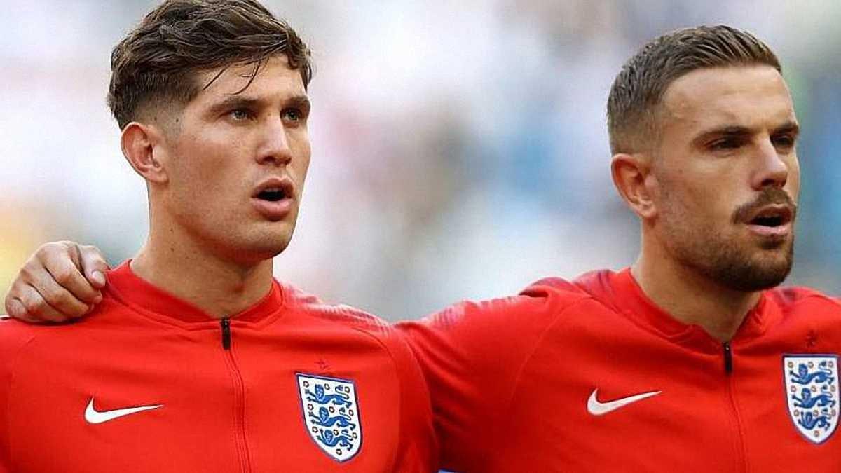 Хендерсон и Стоунз не сыграют против Испании