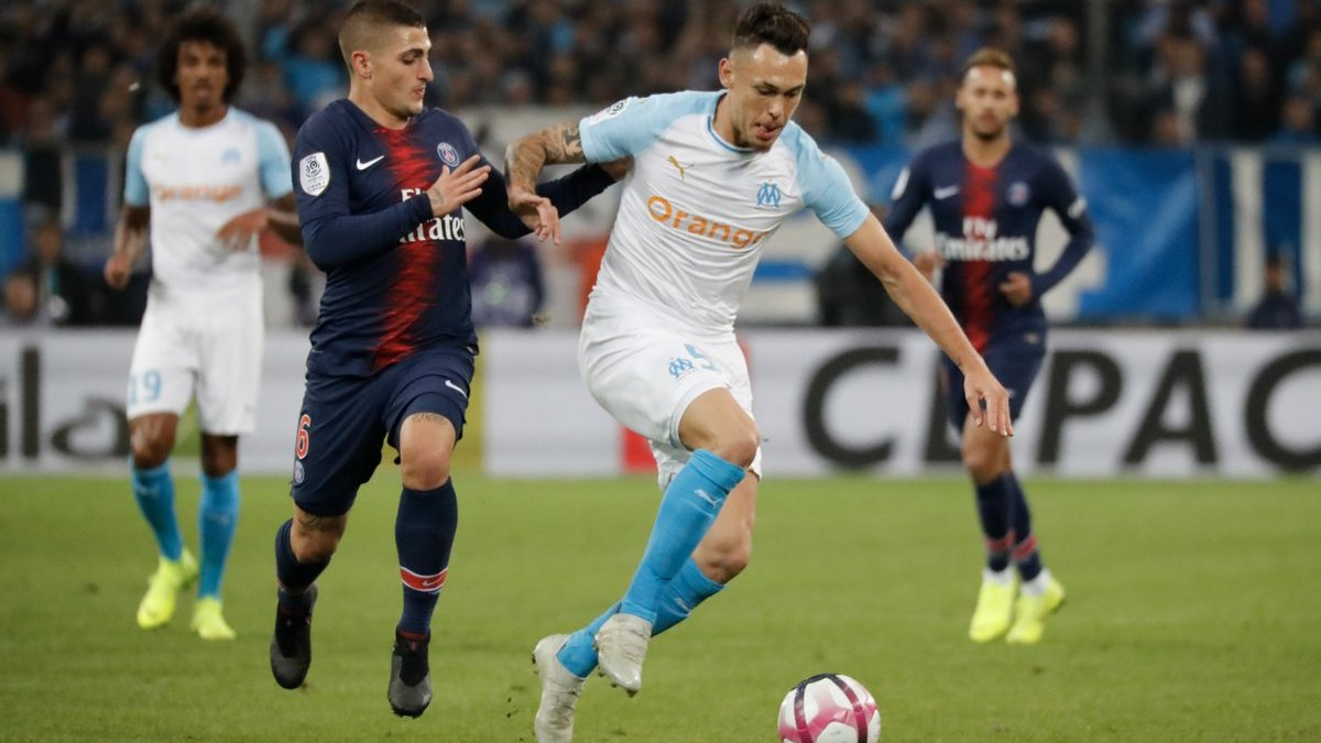 Марсель – ПСЖ – 0:2 – відео голів та огляд матчу