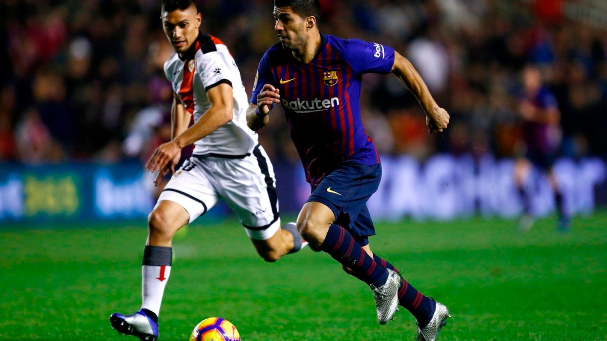 Райо Вальекано – Барселона – 2:3 – видео голов и обзор матча