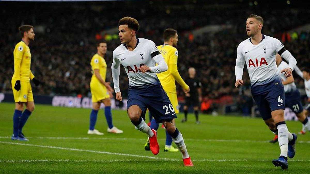 Тоттенхэм – Челси – 3:1 – видео голов и обзор матча